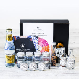At Home Gin Masterclass Kit - Native Botanicals
