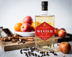 Winter Gin, Grape Based Gin
