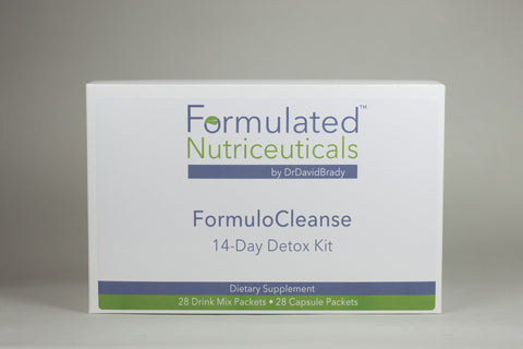 FormuloCleanse 14 Day Detox Kit