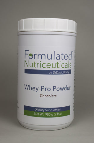 Whey-Pro Powder (Chocolate)