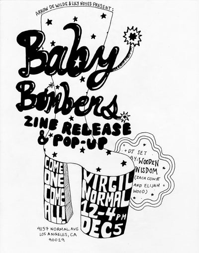 Baby Bombers Release Party