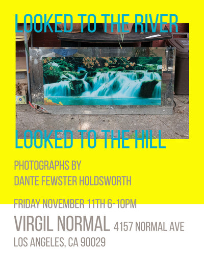 Dante Fewster Holdsworth Photography Exhibition