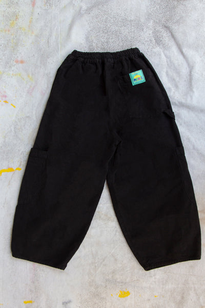 Chef Pants - Licorice - Meals - Pants,Clothing and Home Goods in Los Angeles - Virgil Normal