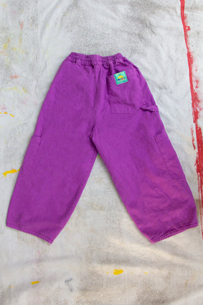 Chef Pants - Grape - Meals - Pants,Clothing and Home Goods in Los Angeles - Virgil Normal