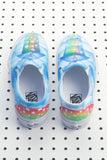Custom Airbrushed Slip On Vans Mens 11 - Adam Seagull - Shoes,Clothing and Home Goods in Los Angeles - Virgil Normal