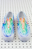 Adam Seagull Custom Slip-on Airbrushed Vans Fernwood Fog - Clothing and Home Goods in Los Angeles - Virgil Normal  - Adam Seagull - Shoes - 1