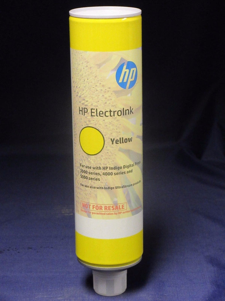 HP Indigo ink yellow electroink for series 3000/4000/5000