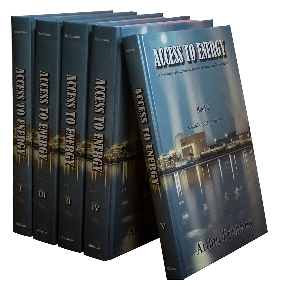 Access to Energy - 5 Volume Set