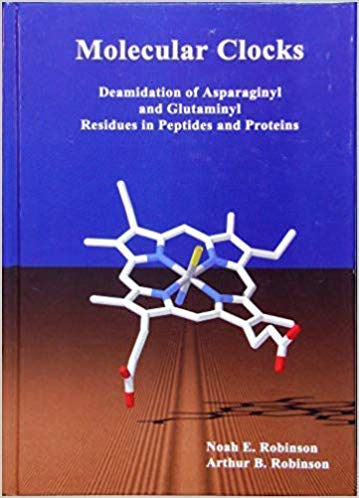 Molecular Clocks: Deamidation of Asparaginyl and Glutaminyl Residues in Peptides and Proteins
