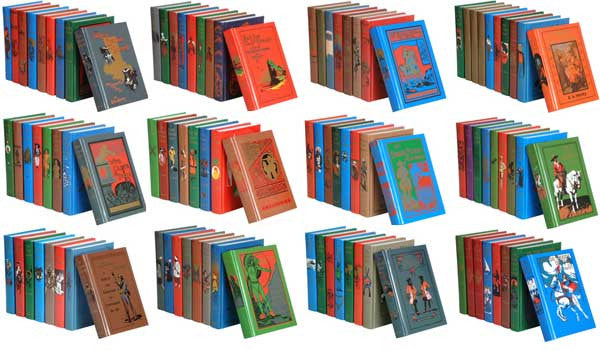 g a henty complete set   hardcover robinson books