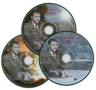 George Beverly Shea - Three Newly Released CDs