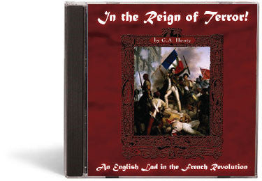 In the Reign of Terror: An English Lad in the French Revolution - Audio Book