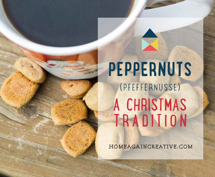 Recipe: Peppernuts