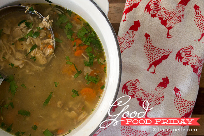 Chicken Soup | Lori Danelle