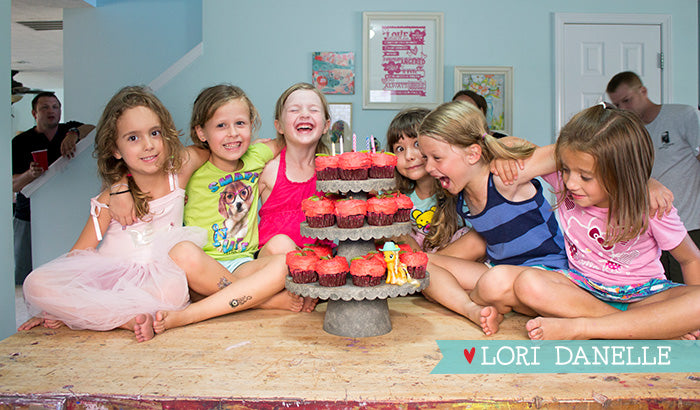 Lori Danelle  |  Apple-tastic Party