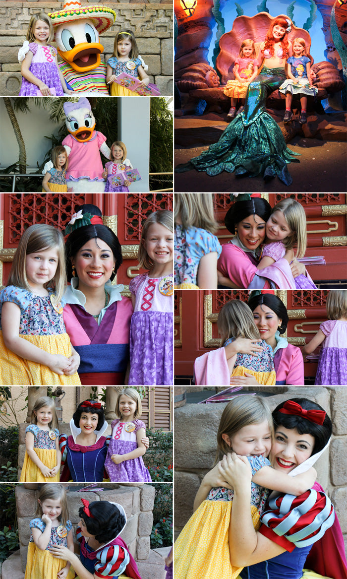 LoriDanelle_Disney-Characters_01