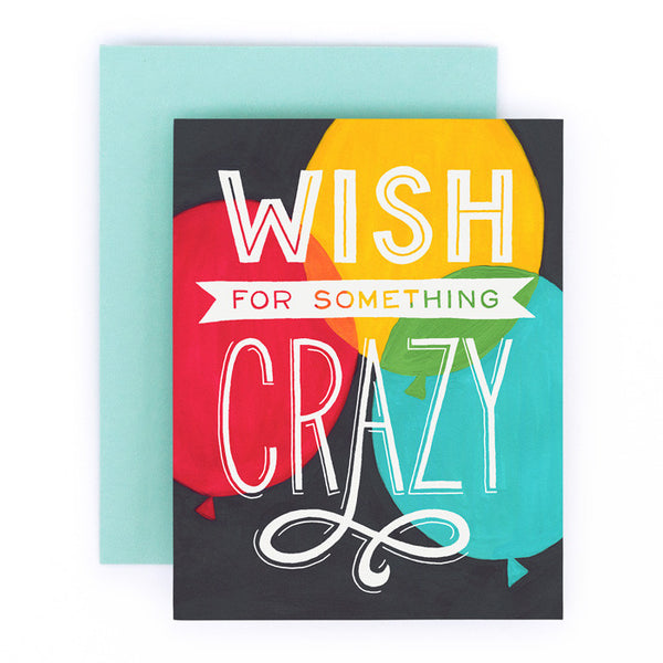 Wish for Something Crazy