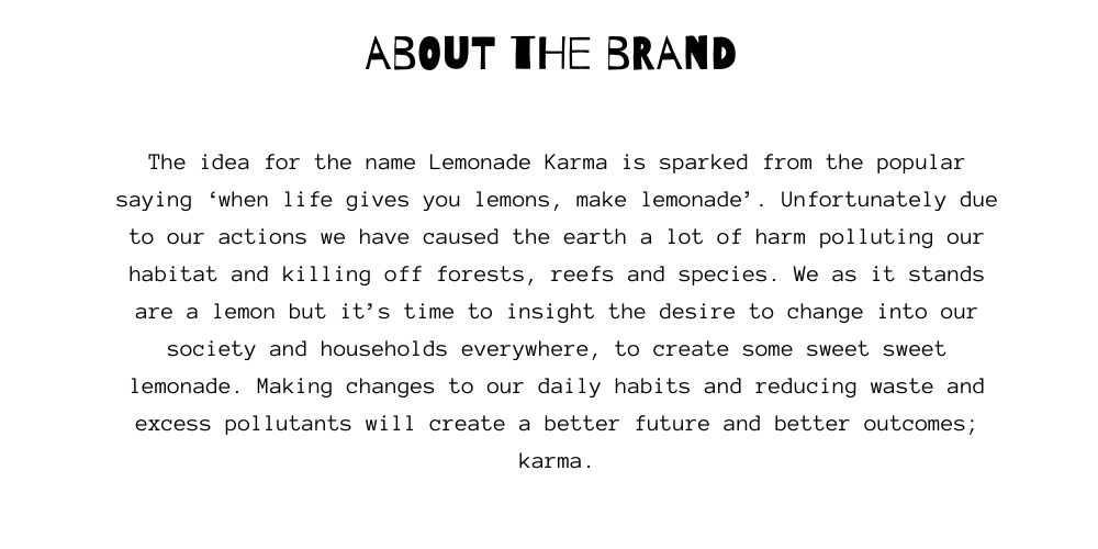 about the brand