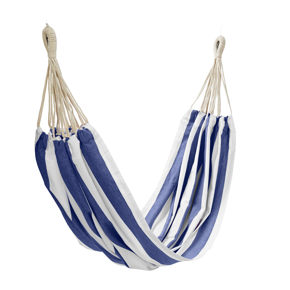 Stripe Hammock Blue ETA: Mid October