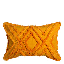 Load image into Gallery viewer, Byron Cushion 35x55cm Mustard