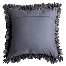 Load image into Gallery viewer, Elodie Cushion 50x50cm Anthracite
