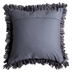 Elodie Cushion 50x50cm Anthracite