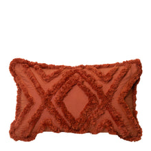 Load image into Gallery viewer, Byron Cushion 35x55cm Burnt Orange