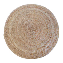 Load image into Gallery viewer, Dune Rug 120cm Round Natural