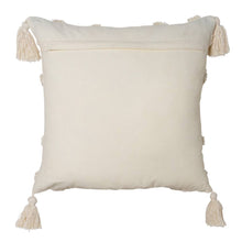 Load image into Gallery viewer, Fletcher Cushion 50x50cm Ivory