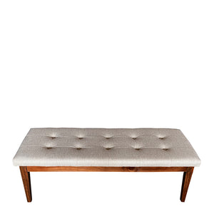 Kody Bench 125x45x40cm Sandstone; ETA Late March