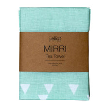 Load image into Gallery viewer, Mirri Linen Tea Towel 50x70cm Glacier