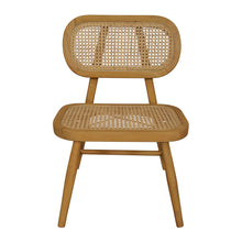 Load image into Gallery viewer, Seabrook Rattan Casual Chair 55x53x79cm; ETA Mid December
