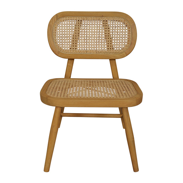 Seabrook Rattan Casual Chair 55x53x79cm; ETA Mid February