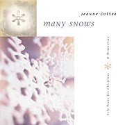 Many Snows CD