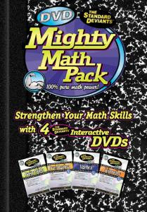 Mighty Math (4 Pack)