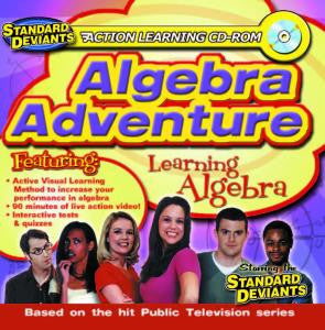 Algebra Adventure (CD-ROM)