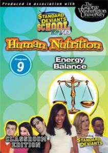 SDS Nutrition Module 9: Energy Balance