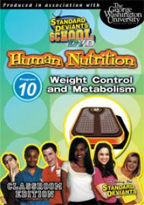 SDS Nutrition Module 10: Weight Control