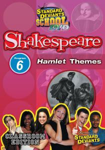SDS Shakespeare Module 6: Hamlet Themes