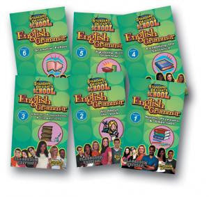 SDS English Grammar (6 Pack)