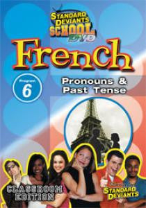 SDS French Module 6: Pronouns and Past Tense