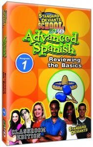SDS Advanced Spanish Module 1: Reviewing the Basics