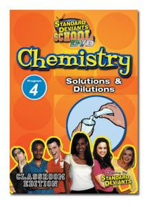 SDS Chemistry Module 4: Solutions & Dilutions