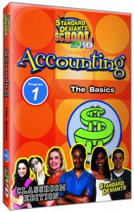 SDS Accounting Module 1: The Basics