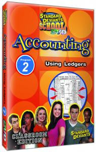 SDS Accounting Module 2: Using Ledgers