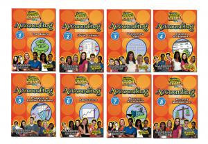 SDS Accounting (9 Pack)