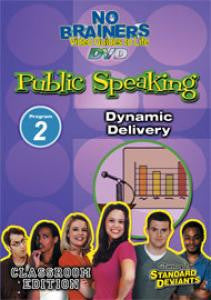 SDS NB Public Speaking Program 2: Dynamic Delivery