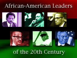 African-American Leaders of the 20th Century DVD