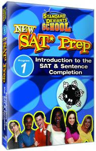 SDS SAT Prep Module 1: Introduction to the SAT & Sentence Completion