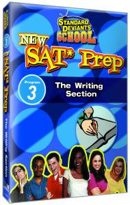 SDS SAT Prep Module 3: The Writing Section